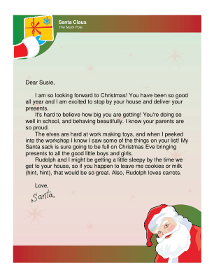 From santa asking for cookies and milk letter from santa asking for cookies and milk spiritdancerdesigns Images